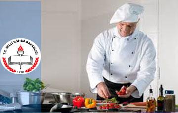 MEB Onaylı Aşçılık Eğitimi