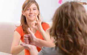 işaret dili tercümanlığı eğitimi kursu