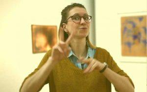 temel işaret dili sertifikası kursu eğitimi