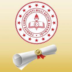 milli eğitim bakanlığı onaylı sertifika